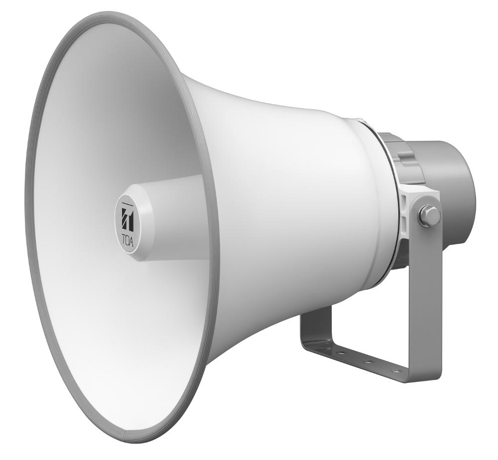 Toa Products Tc 651m Reflex Horn Speaker