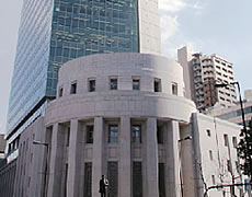 Image of Osaka Securities Exchange Building