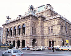 Image of Vienna State Opera House